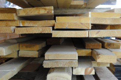 Planche de bois d'ébénisterie