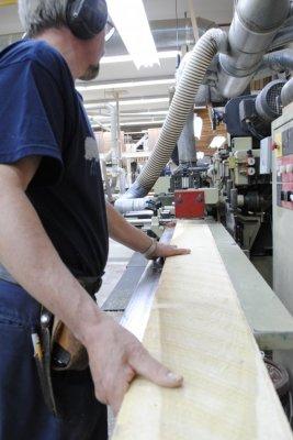 Produits en bois sur mesure